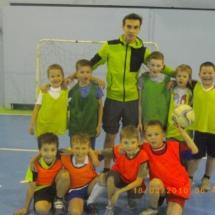Тренировка ребят 2208-2009 г.р. филиал