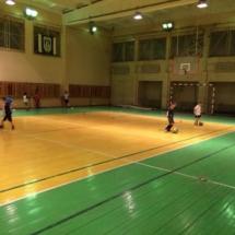 Тренировка у ребят 2008-2009 г.р. филиал