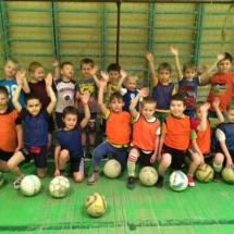 Тренировка ребят 2008-2009 г.р. филиал