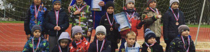 Межрегиональный турнир по футболу в г.Ростов